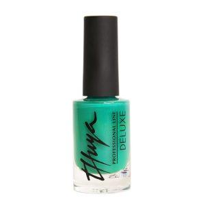 esmalte de uñas esmeralda deluxe