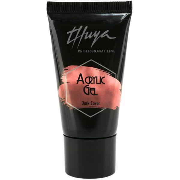 acrylic gel dark cover