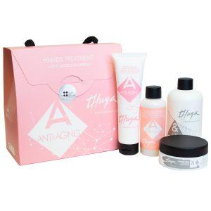 kit anti-invecchiamento crema antirughe