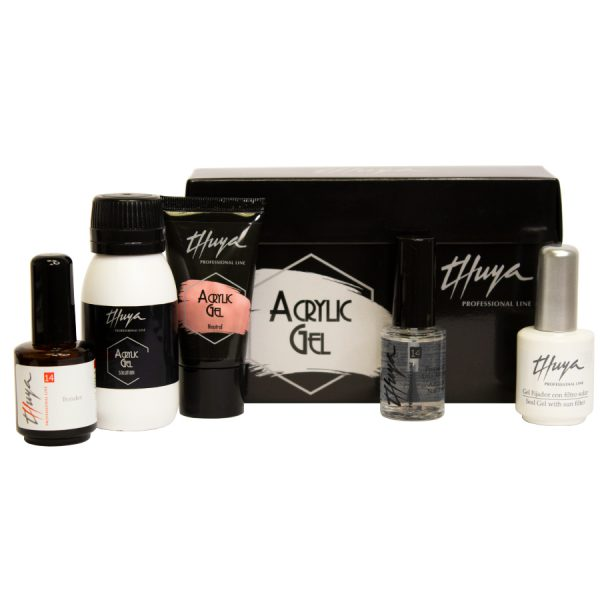 kit acrylic gel