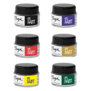 kit gel paint uñas decoradas