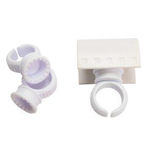 anillo extensión de pestañas