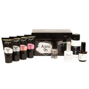 kit acrylic gel completo