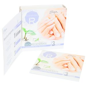 kit di bellezza rigenerante crema per le mani