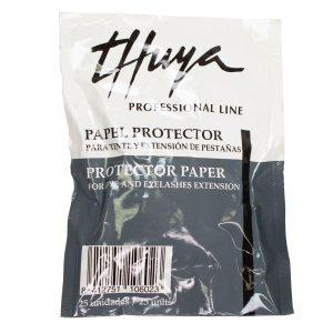 estensioni protettive delle ciglia di carta