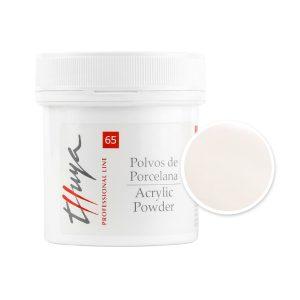 Polvere di porcellana naturale a caffettiera standard acrilica