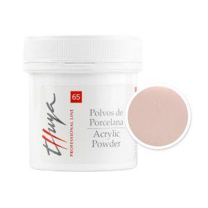 Polveri acriliche standard Opaque rosa unghie acriliche