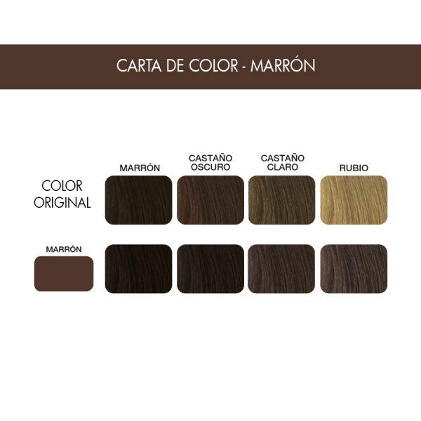carta color marron