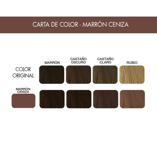 carta color marron ceniza