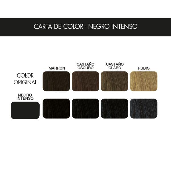 carta color negro intenso
