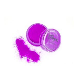 Colored acrylic powders
