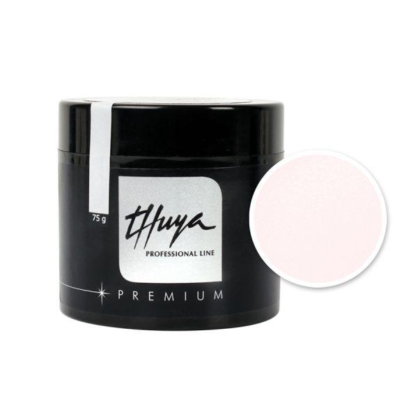 Acrylic Premium Pink Glass uñas acrílicas