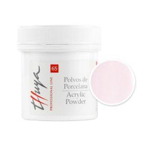 Polvere di porcellana rosa acrilica standard