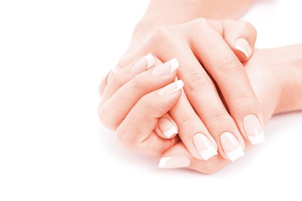 Construccion de uñas acrílicas