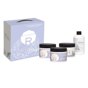 complete kit regenerating mascarilla de manos