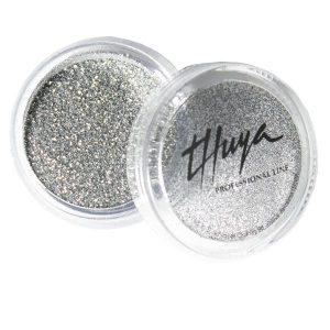 argento glam nail art thuya professionale