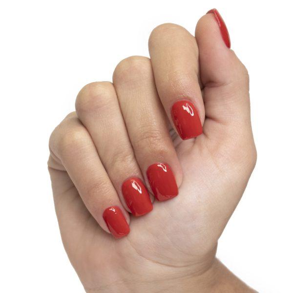 manicura esmalte de uñas deluxe exotic