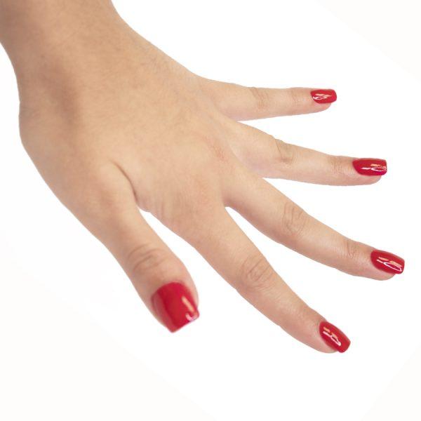 manicura esmalte de uñas deluxe ady