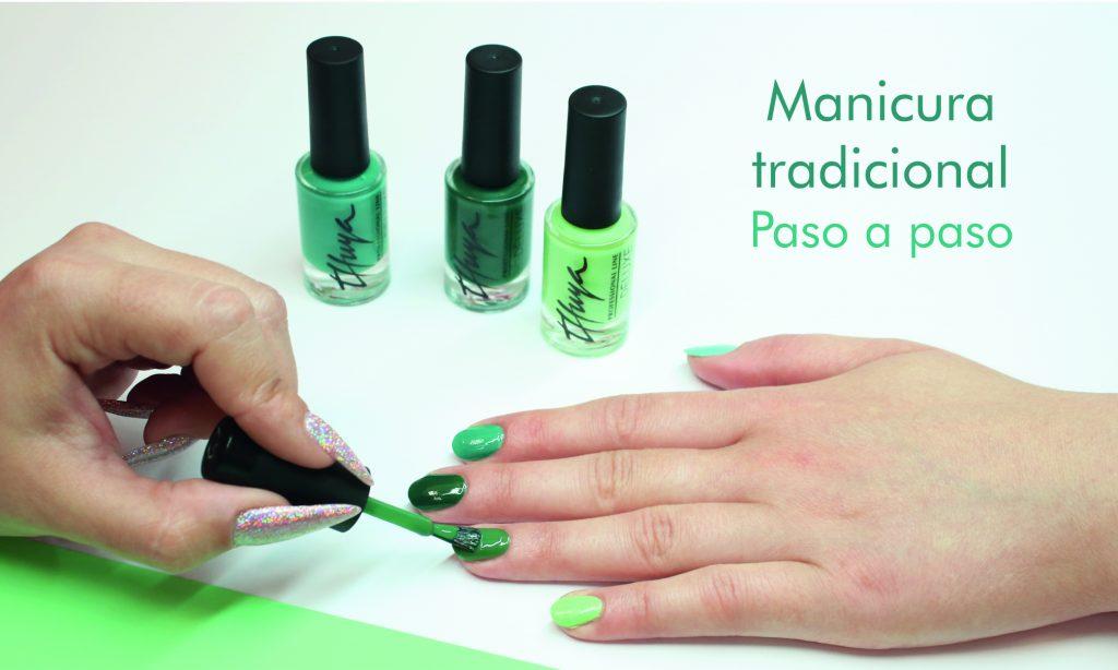 manicure tradizionale passo-passo