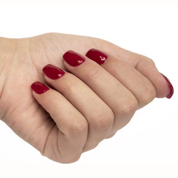 manicura esmalte de uñas deluxe rebel