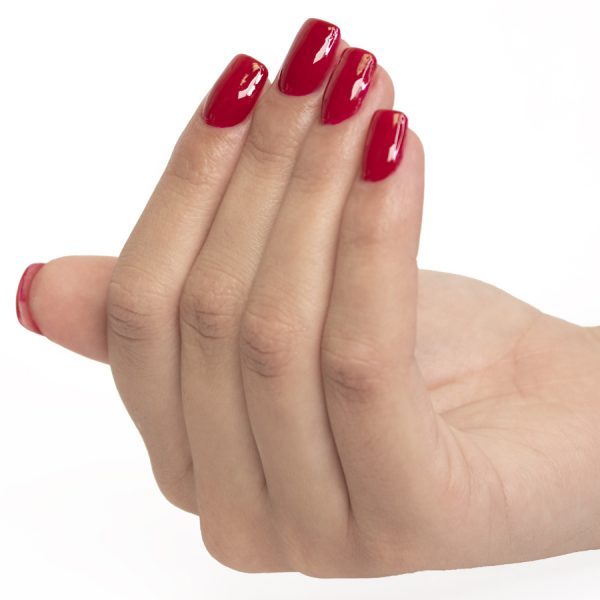 manicura esmalte de uñas deluxe wild