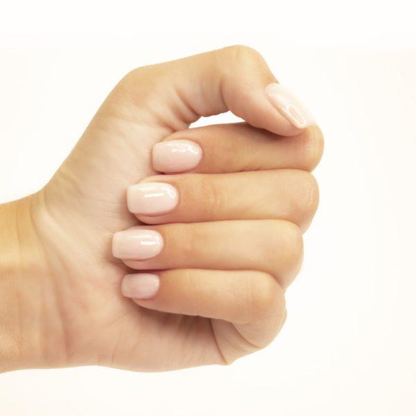 Esmalte de uñas permanente on off Rosa francesa