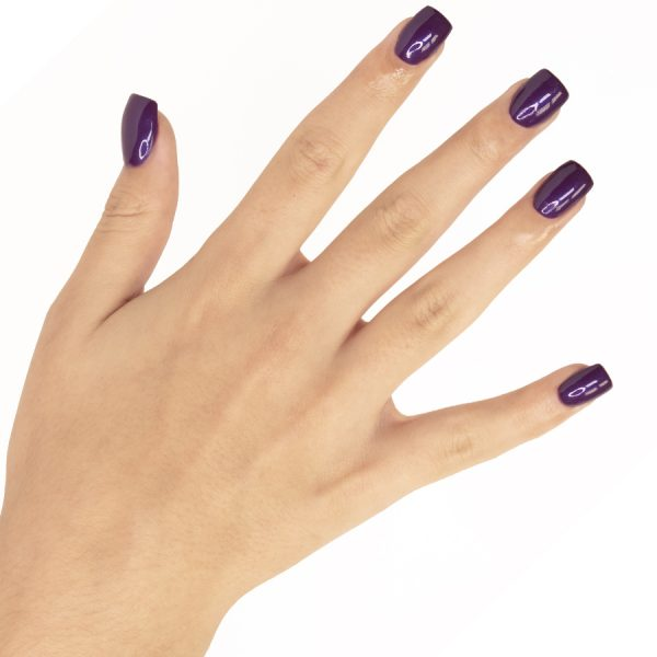 Esmalte de uñas permanente on off Ultraviolet