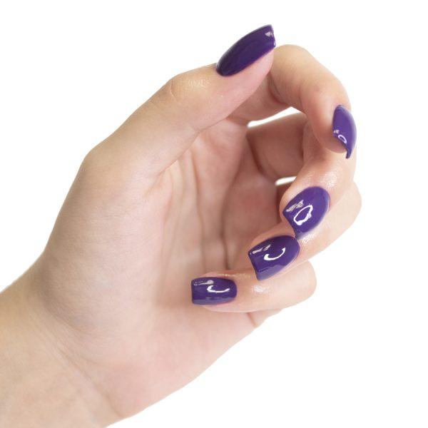 Esmalte de uñas permanente on off Velvet