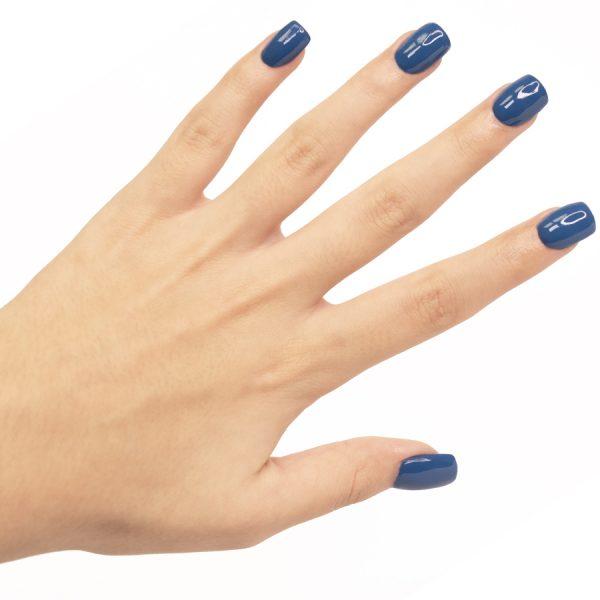 Esmaltes de uñas semipermanente on off sapphire