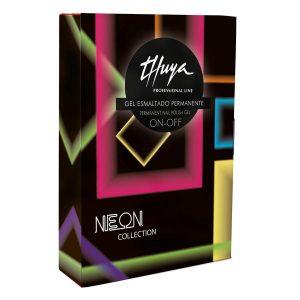 kit neon collezione thuya smalto semi-permanente