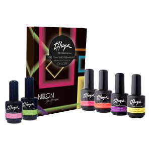 kit neon collection esmalte semipermanente