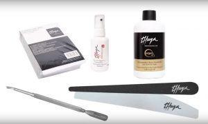 cómo retirar esmalte semipermanente en casa