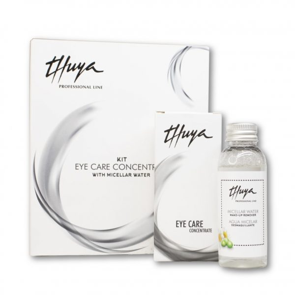 Kit Eye Care + Agua Micelar Thuya Professional Line