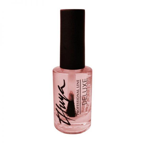 esmalte de uñas deluxe base rosa