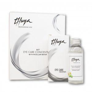 Cura degli occhi thuya Professional Line - Kit Acqua Micellar