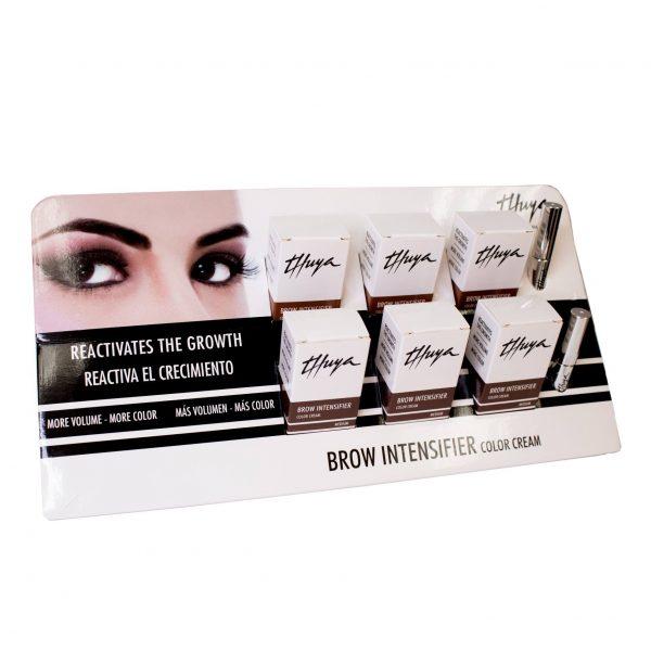 Brow Intensifier Color Cream Thuya Professional Line